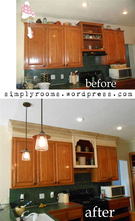 kitchen cabinets  ceiling height