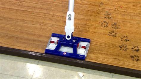 dyson unveils new vacuum mop invention today com