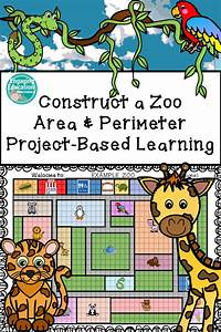 Construct A Zoo - Area And Perimeter