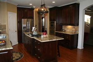 kraftmaid montclair cherry deason traditional With kitchen cabinets lowes with indian wall art tapestry