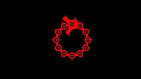 Anime Logo Wallpaper - 173 nanatsu no taizai pap 233 is de parede hd planos de