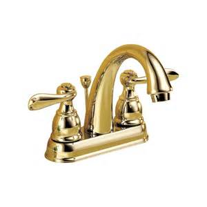 peerless kitchen faucets reviews faucet 25996lf pb in brilliance polished brass by delta