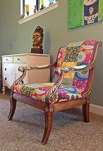 About A Chair : bohochic repurposed one of a kind chair by islandlifenow ~ A.2002-acura-tl-radio.info Haus und Dekorationen