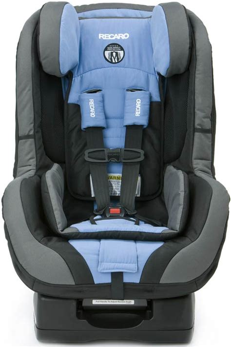 Recaro Proride Convertible Car Seat  Car Seat Review
