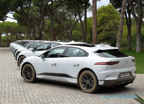 jaguar  pace  drive review    ev