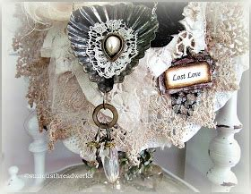 Suziqu Threadworks Some Love Lace Gifts Share