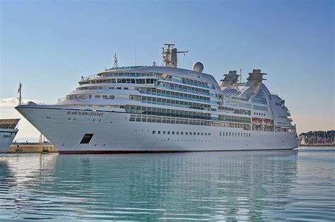 MV Seabourn Odyssey - Wikipedia