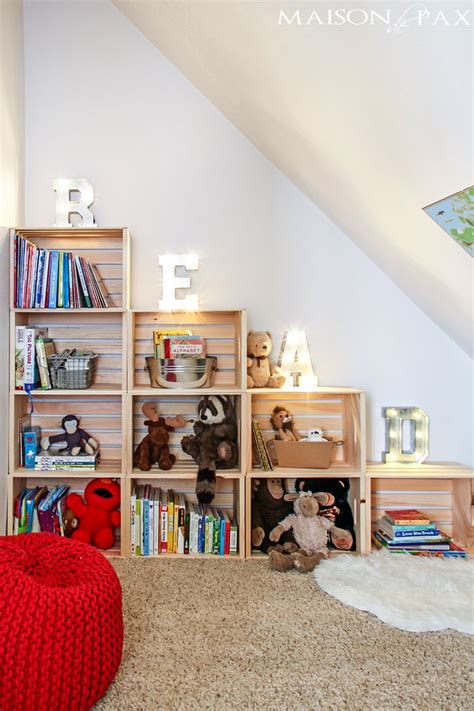childrens room storage 13 clever and stylish ways to organize your toys 2172