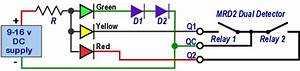 Dual Model Railroad Train Detector Setup And Operation