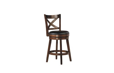 x back counter stool porter 24 quot x back bar stool by winners only 1678