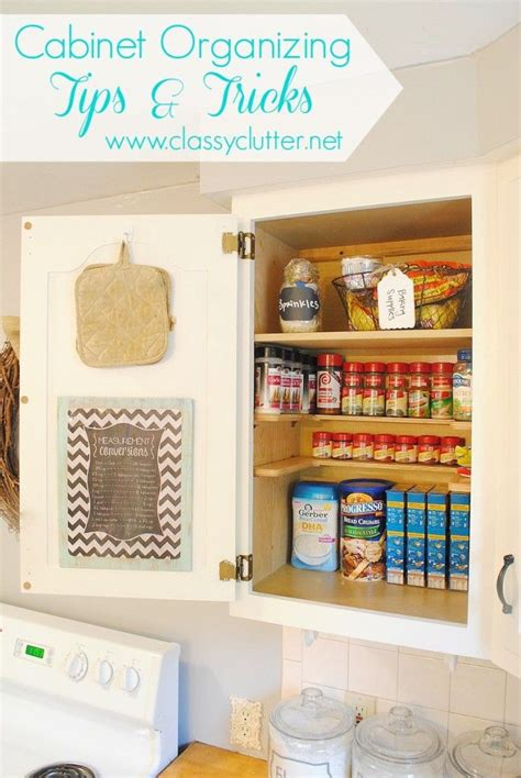 kitchen cabinets organizing ideas cabinet organizing tips and tricks free printable www 6288