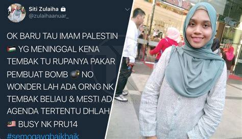 nak tembak beliau netizen seru  ramai lapor akaun twitter