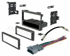 1999 Gmc Wire Harness : 1999 05 chevy gmc complete radio install dash kit wiring ~ A.2002-acura-tl-radio.info Haus und Dekorationen