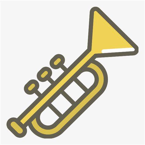 Trumpet Clipart Golden Trumpet Trumpet Clipart Chant Musical