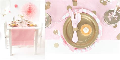 pink and gold birthday decorations uk dreamy pink gold pretty ideas