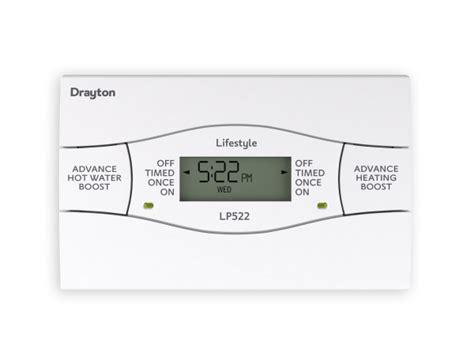 lp522 drayton controls