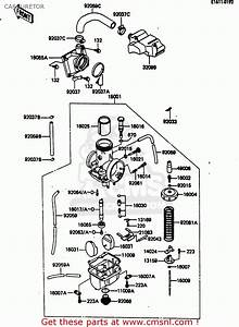 1985 Eliminator 900 Parts Diagram Kawasaki