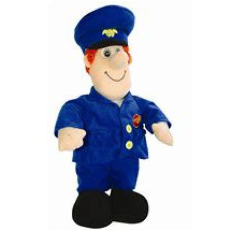 postman pat the postman pat 12 inch special delivery service plush toys zavvi