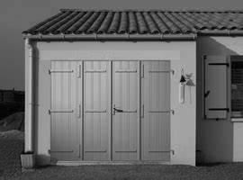 Porte De Garage Pliante À La Française 4 Vantaux : portes de garage battantes tous les fournisseurs porte garage classique porte garage la ~ Nature-et-papiers.com Idées de Décoration