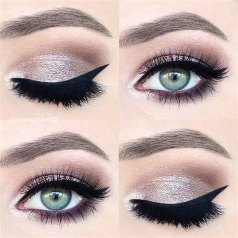 Comment se maquiller quand on a les yeux verts