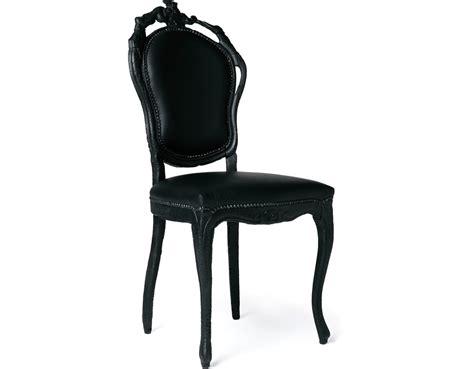 smoke dining chair hivemodern