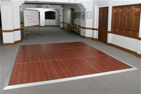dance floor 12 x12 michiana tool and party rental
