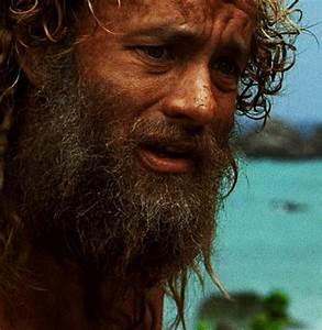 Tom Hanks in 'Cast Away'   9 legendary beards of Hollywood ...