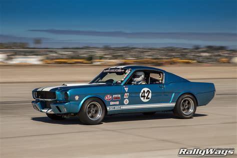 Classic Shelby Gt350 Race Car Rallyways