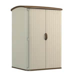 suncast extra large vertical storage shed home depot