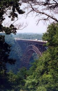 River Gorge Bridge West Virginia