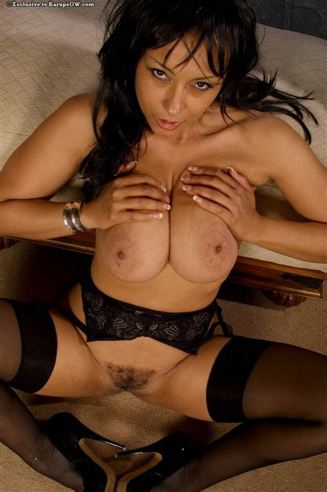 Naughty Horny Mature Busty Spanish Milf In Sexy Lingerie Pichunter