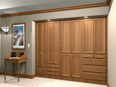 Wall Wardrobe Closet by Top 15 Of Wall Wardrobes