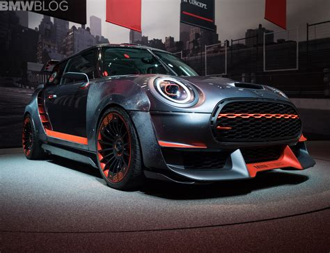 Cooper Works Gp the mini cooper works gp concept for the few