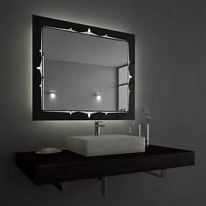 Tv Für Badezimmer : badezimmerspiegel mit licht queen led badspiegel badezimmer wandspiegel ebay ~ Markanthonyermac.com Haus und Dekorationen