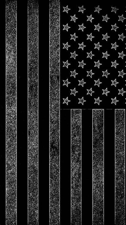 Flag American Iphone Dark Usa Phone Wallpapers