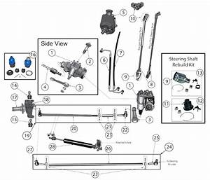 Diagrams For Jeep    Steering Parts    Jeep Cj  1976