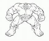 Coloring Hulk Pages Printable Popular sketch template