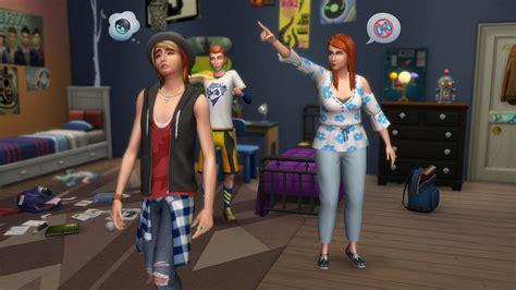 sims  parenthood trailer explains character