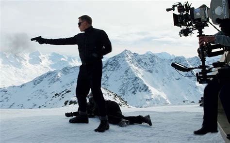 Spectre: watch first footage of new Bond film shot in ...