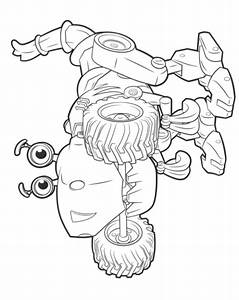 kids n funcom 14 coloring pages of rusty rivets With see a robot workout