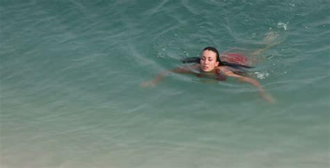 Sandra Orlow Swimming Images