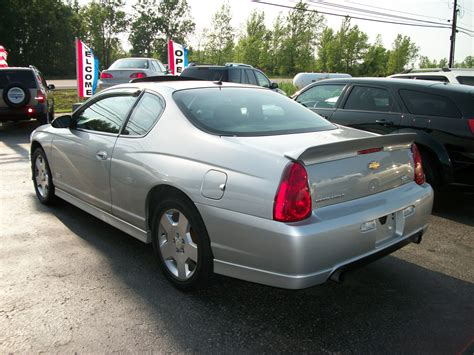 2007 Chevrolet Monte Carlo Ss Related Infomation