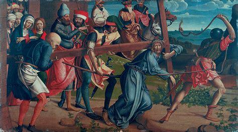cuisiner le jarret de boeuf le portement de croix 28 images le portement de croix