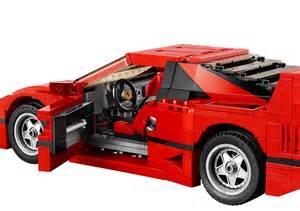 build a lexus lego f40 announced iconic 1987 supercar s
