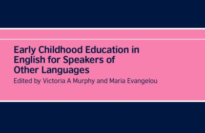 early childhood education  english  speakers