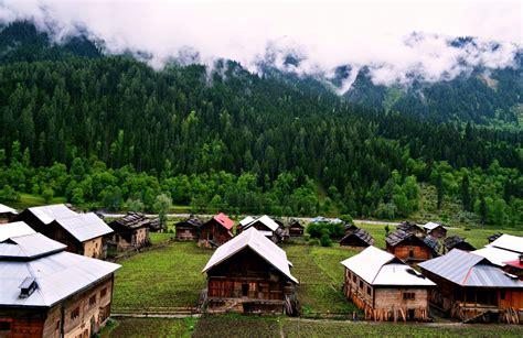 village  ultra hd wallpaper background image