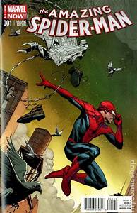 The Amazing Spider-man comic books issue 1