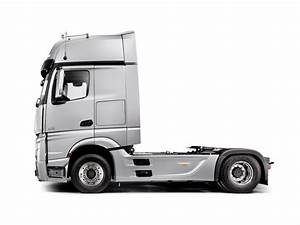 Custom Build Of Amercedes Benz New Actros