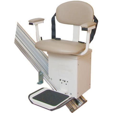 stair stair lift design idea with seat and back plus