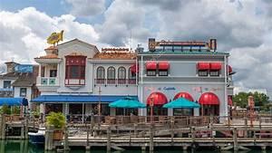 Orlando Florida Seafood Restaurant In Universal Studios